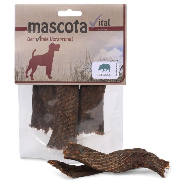 Mascota vital Wildschwein Trockenfleisch 100g