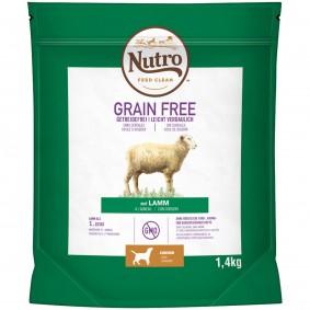 Nutro Grainfree Junior Lamm