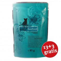 CATZ Finefood - No. 13 Hering & Krabben