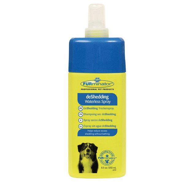 FURminator Trockenspray Waterless DeShedding 250ml