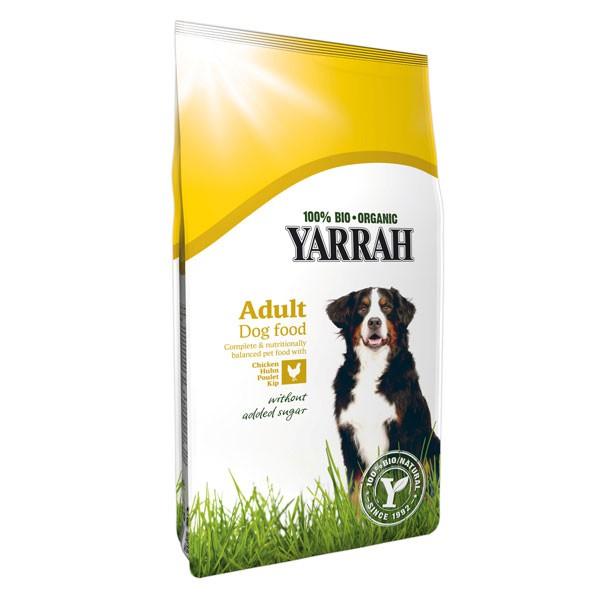Yarrah Hundefutter Bio Huhn - 15kg