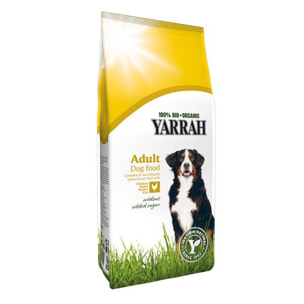 Yarrah Hundefutter Bio Huhn - 2kg