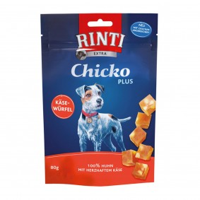 Rinti Extra Chicko Plus Huhn mit Käse 80g