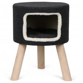 Karlie Nordic domek pro kočky 35 × 35 × 50cm