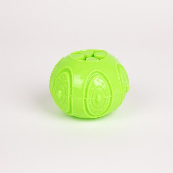 ZooRoyal Hundespielzeug Dental Ball grün