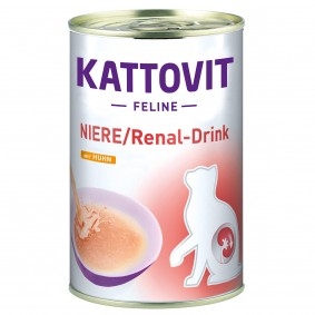 Kattovit Niere/Renal-Drink mit Huhn