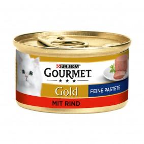 Gourmet Gold Feine Pastete Rind