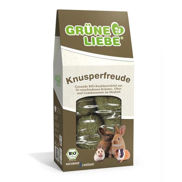 Naturhof Schröder Grüne Liebe Knusperfreude 500 g