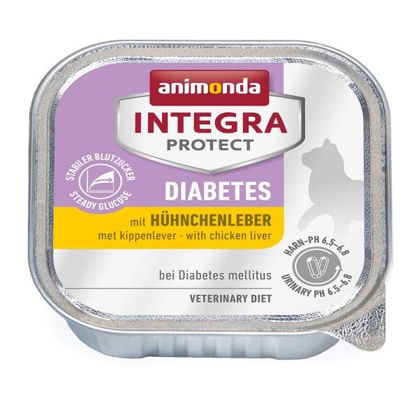 Animonda Integra Protect Diabetes mit Hühnchenleber
