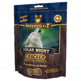Wolfsblut Cracker Polar Night, sobí maso
