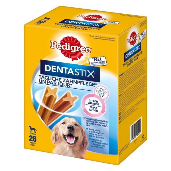 Pedigree DentaStix für große Hunde 28er Multipack