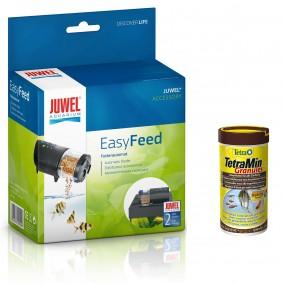 Juwel EasyFeed +  TetraMin Granules 250ml