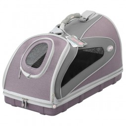 Europet Bernina Crazy Paws Carrier Tragetasche pink