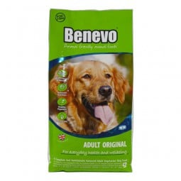 Benevo Hundefutter Vegan Dog Original