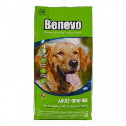 Benevo Hundefutter Vegan Dog Original