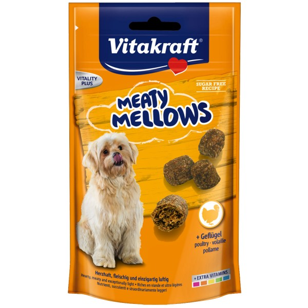 Vitakraft Hundesnack Meaty Mellows Geflügel