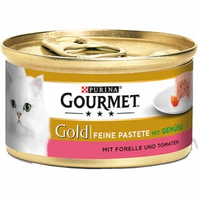 Gourmet Gold Feine Pastete Forelle&Tomaten