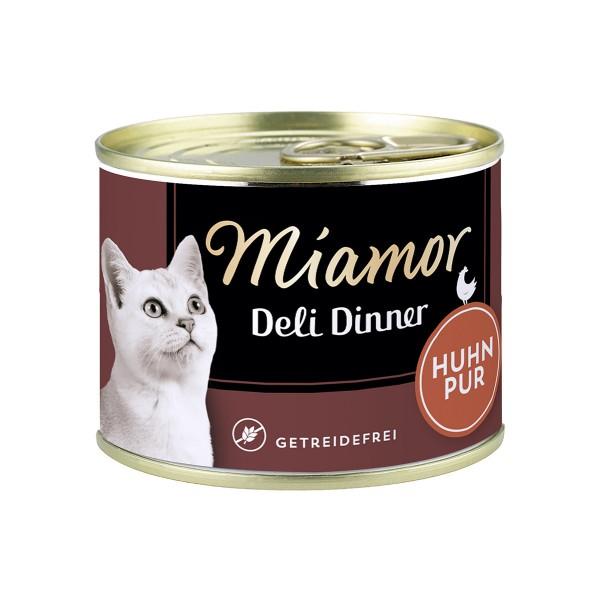 Miamor Deli Dinner Huhn Pur
