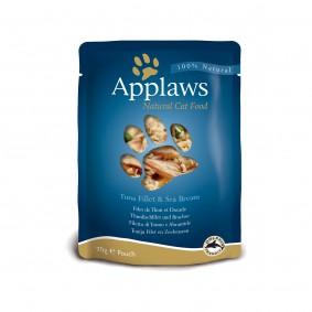 Applaws Cat PB Thunfischfilets und Brachse