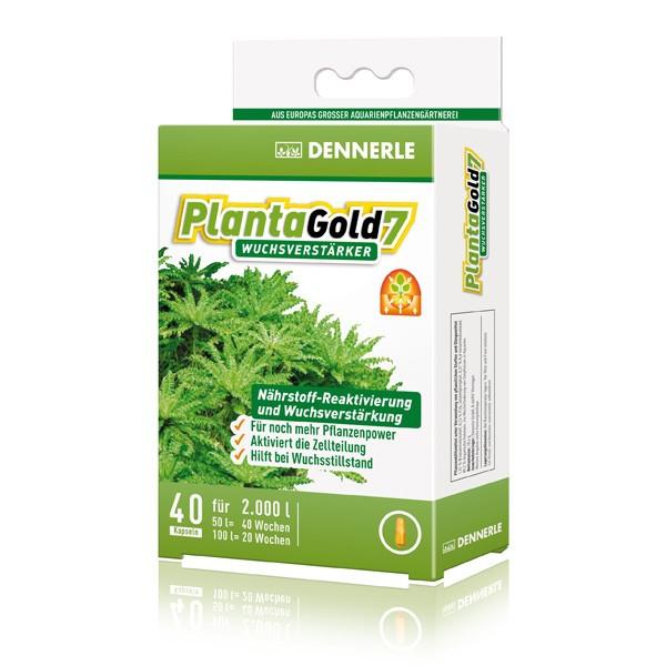 Dennerle Plantagold 7 Pflanzenwuchsverstärker