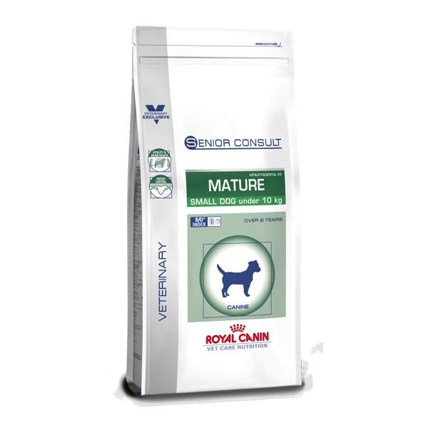 Royal Canin Vet Care Senior Consult Mature Small Dog Vitality & Dental 25