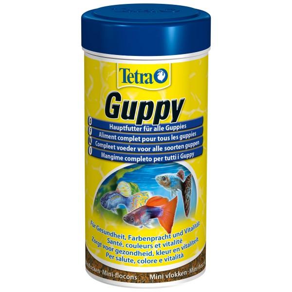 Tetra Fischfutter Guppy - 250ml