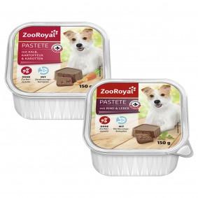 ZooRoyal Pasteten Mixpaket
