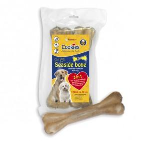 "Hansepet Hundesnack Cookies Kauknochen ""Seaside bone"" 2 St."