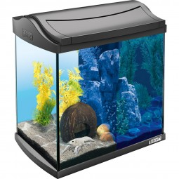 Tetra AquaArt LED Aquarium Komplettset Anthrazit