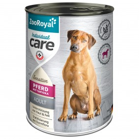 ZooRoyal Individual care - Adult Sensitive Pferd mit Tapioka