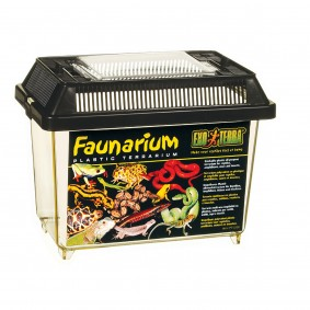 Exo Terra Faunarium Terrarium polyvalent 180 x 110 x 125 mm mini (XS)
