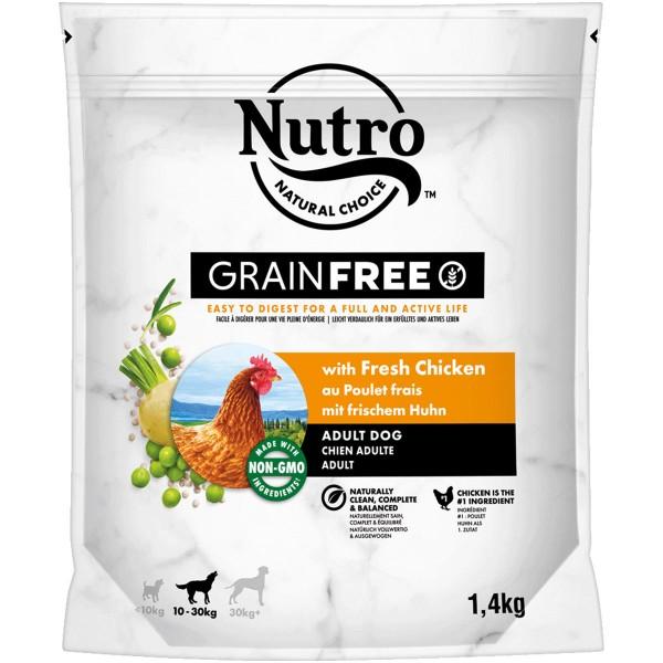 Nutro Grainfree Adult mit Huhn