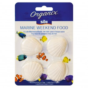 Söll Organix Marine Weekend Food 4 Tabs