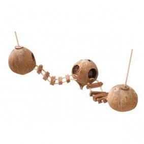 Nager Coconut House - Kokusnusshaus
