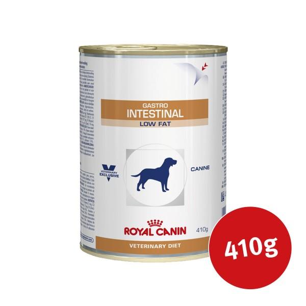 Royal Canin Vet Diet Nassfutter Gastro Intestinal S/O Low Fat - 410g - broschei