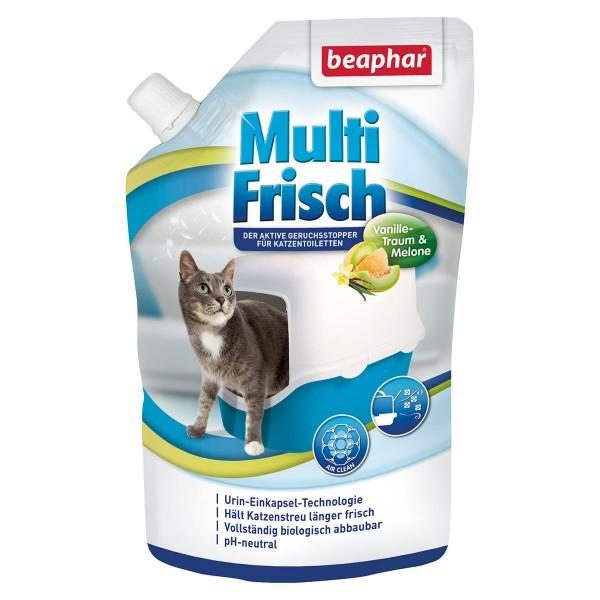 beaphar Multi-Frisch für Katzentoiletten 400g