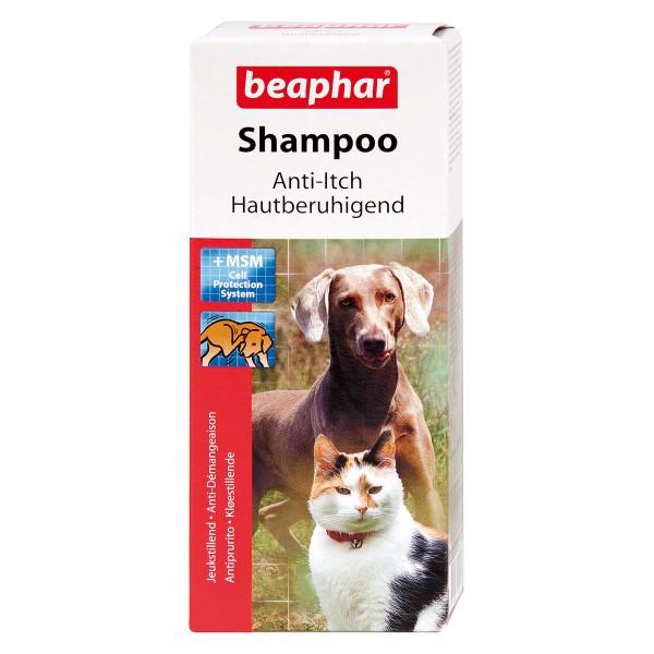 beaphar Shampoo Hautberuhigend für Hunde und Katzen 200ml