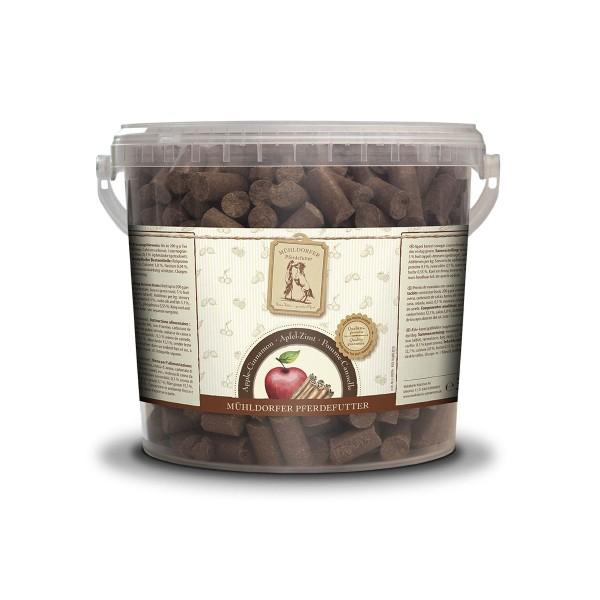 Mühldorfer Pferdeleckerli Apfel-Zimt - 3kg
