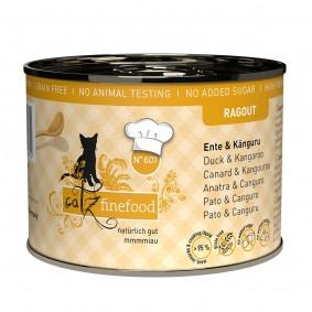 catz finefood Ragout No.607 Ente & Känguru