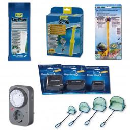 Zubehör-Starter-Set für Aquarien bis ca. 240 Liter