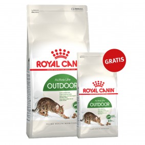 Royal Canin Katzenfutter Outdoor 10kg+2kg gratis