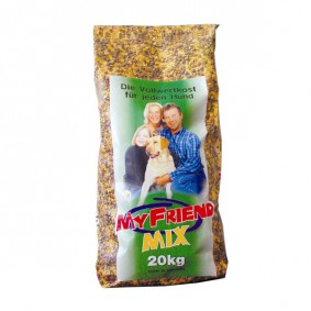 My Friend Mix Hundefutter 20kg