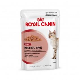 Royal Canin Katzenfutter Instinctive  in Soße 12 x 85g
