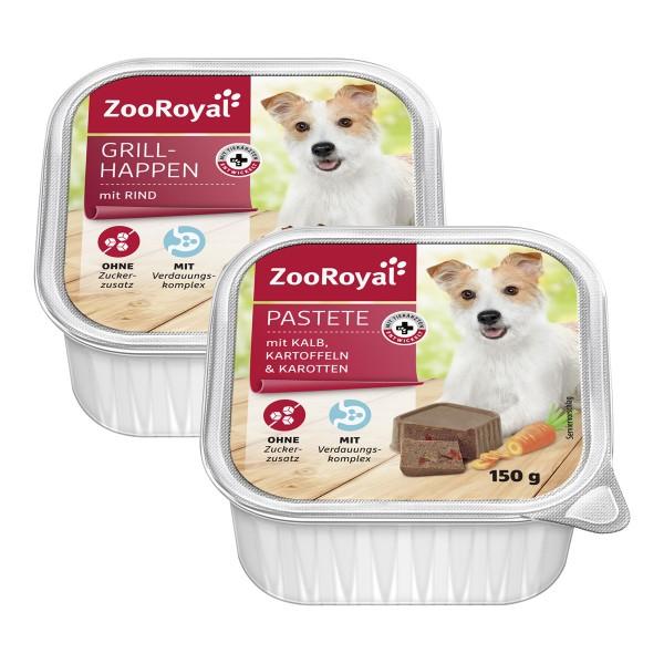 ZooRoyal Hundefutter Mixpaket