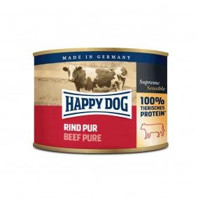 Happy Dog Rind Pur 12x200g