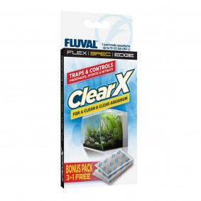 Fluval Filtersatzfilter für CLEAR X Filter Kissen 4er