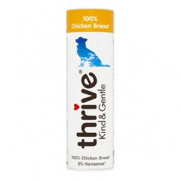 thrive Kind & Gentle 100% Hühnerbrust Hundesnack 25g