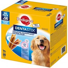 Pedigree DentaStix für große Hunde 128+40 Gratis