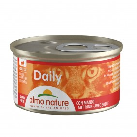 Almo Nature PFC Daily Menu Cat Häppchen mit Rind