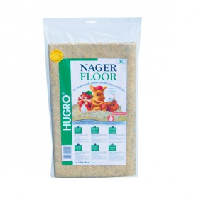 Hugro Nager Floor Naturhanfmatte